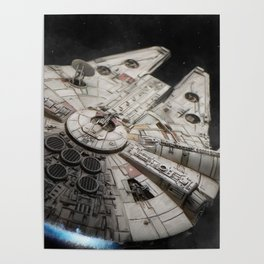 Flight of the Falcon Poster
