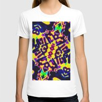 cracked T-shirts featuring cracked meiosis by stoneRage