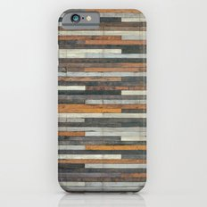 Wood Paneling iPhone 6s Slim Case