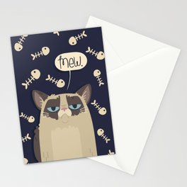 Grump for Days Stationery Cards