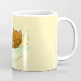 Banana split Cat Coffee Mug