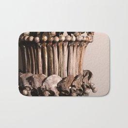 Catacomb Culture - Human Skull Bone Lamp Bath Mat