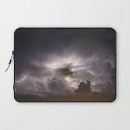 Night Explosions - V04 Laptop Sleeve