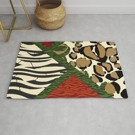 ANIMAL INPRINT Rug