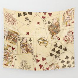 54-Card Pickup Wall Tapestry