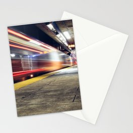 Traveling on Light Streams Stationery Cards