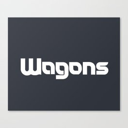 WAGS Canvas Print