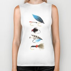 Fly fishing Biker Tank