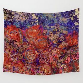 roses where are you Wall Tapestry