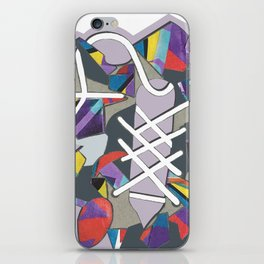 Laces iPhone Skin