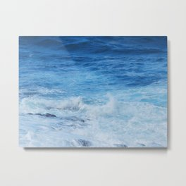 Wild Atlantic ocean Metal Print