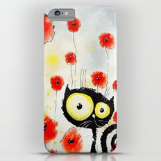 Poppies  iPhone 6 Plus Slim Case