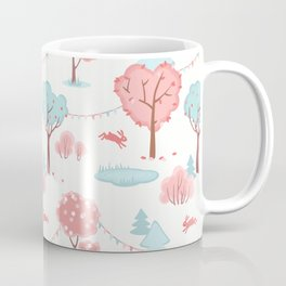 cute forest Coffee Mug