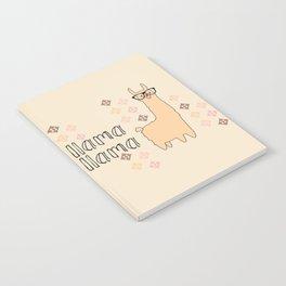 llama llama Notebook