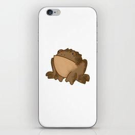 Toadtastic iPhone Skin