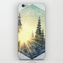Shine Bright iPhone Skin