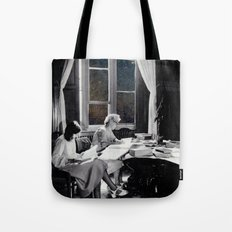 universal reading room Tote Bag