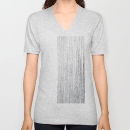 abstract drawing Unisex V-Neck