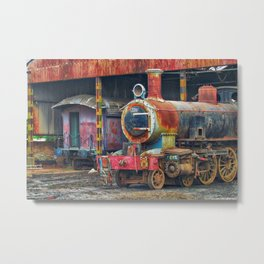 gran machina Metal Print