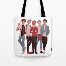 Pretty Setter Squad Tote Bag