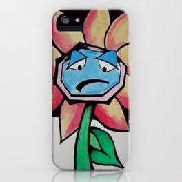 Barry the Bipolar marigold  iPhone Case