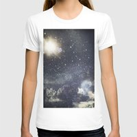 starry night T-shirts featuring Starry Night  by Jane Lacey Smith