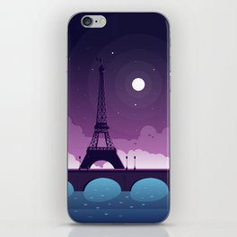 Paris iPhone Skin