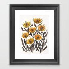 Nuala Framed Art Print