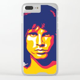 Morrison Clear iPhone Case