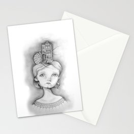 San Francisco, mon amour Stationery Cards