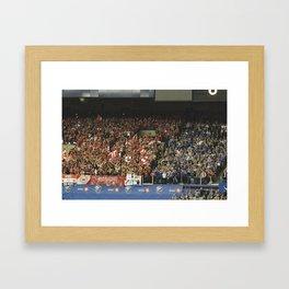 Ultras 007 Framed Art Print