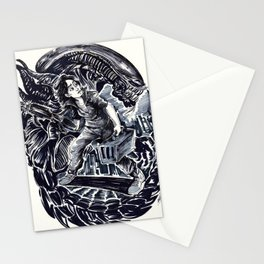Alien 35th Stationery Cards