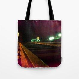 The Tracks Tote Bag
