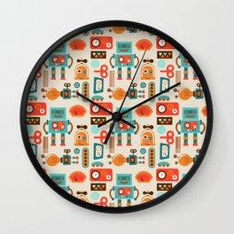 Funky Robot Wall Clock