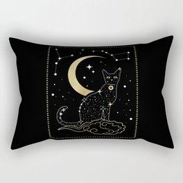 The Cat Constellation Rectangular Pillow
