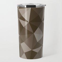 Geometric pyramids V6 Travel Mug
