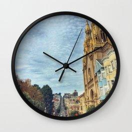 Endless Wall Clock