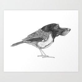 The BirdDog Art Print