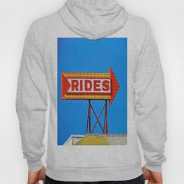 Let's Ride Hoody