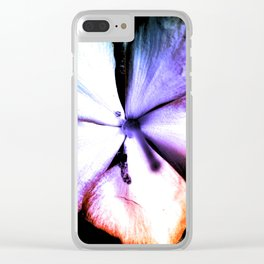 Colour is amazing Clear iPhone Case