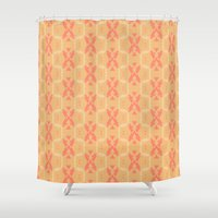navajo Shower Curtains featuring Navajo Down by Brianna Heyer