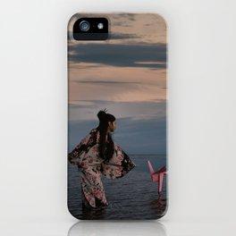 l'Univers secret de Yuki iPhone Case