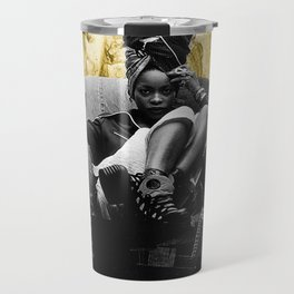 ode to badu; the lobo war XIII Travel Mug