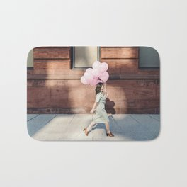 Floating with confidence Bath Mat