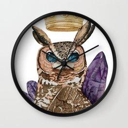 Prince Stolas Wall Clock