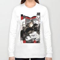 explore Long Sleeve T-shirts featuring explore by sladja