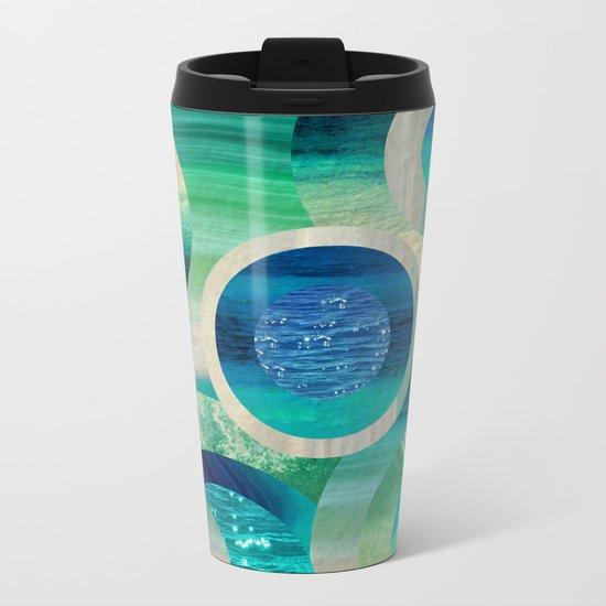 SEA-NCHRONICITY 2 Metal Travel Mug