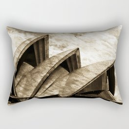 Sydney Opera House  Collection III Rectangular Pillow