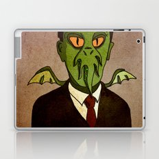 Prophets of Fiction - H.P. Lovecraft /Cthulhu Laptop & iPad Skin