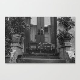 61st Street Canvas Print